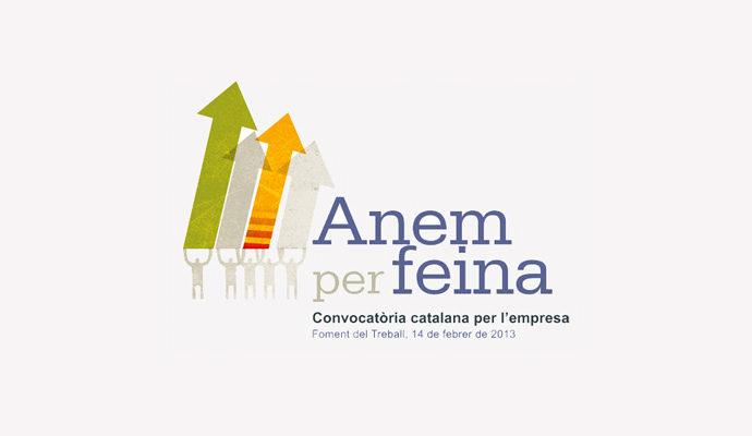 """La FEB convoca als empresaris a participar a l'acte """"Anem per Feina"""""""