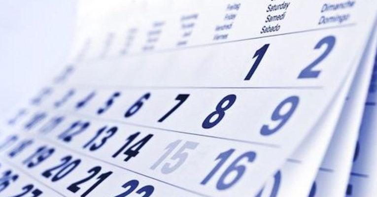 Calendari Festes Laborals 2012 a Badalona