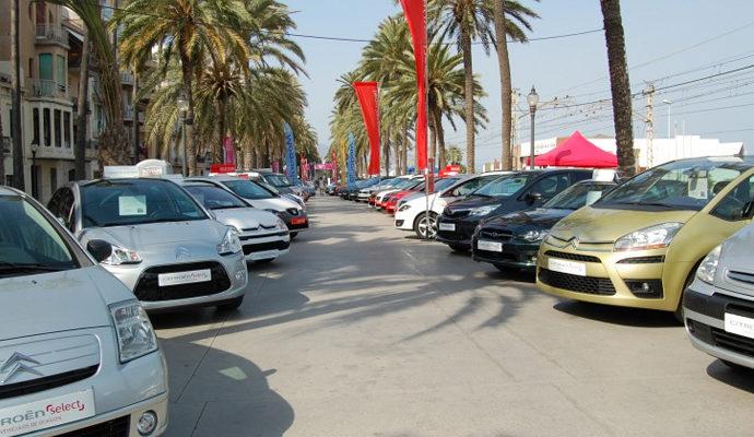 La fira de l'automòbil de Badalona promou la venda de vehicles
