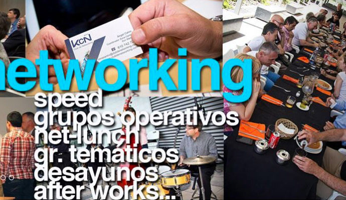 Sessió de Networking aquest dijous