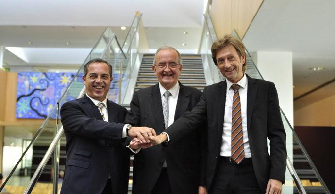 """Acord """"històric"""" entre la FEB i PIMEC"""