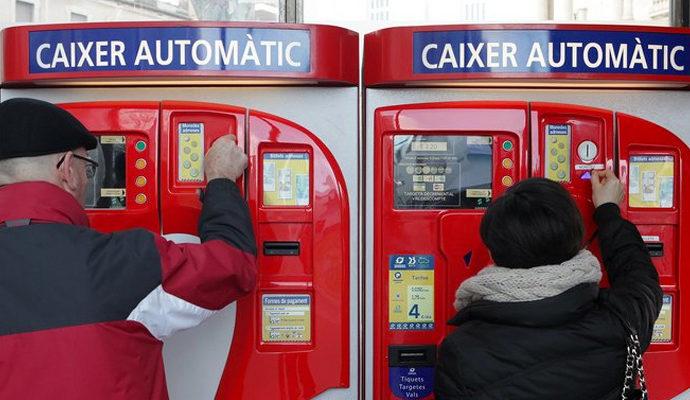 Disminueix un 50% el preu dels aparcaments municipals de Pompeu Fabra i El Viver