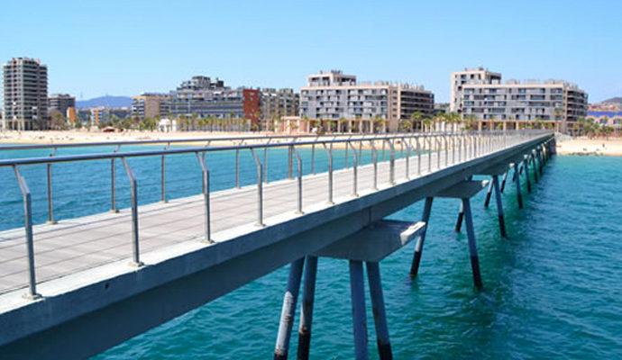 2.900.000 euros es destinaran a la construcció del canal del Port de la ciutat