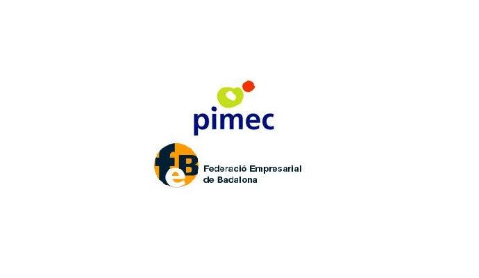 El conveni entre la FEB i PIMEC es fa efectiu aquest mes de març