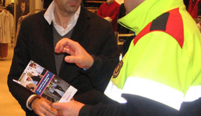 Consells de seguretat per a comerciants
