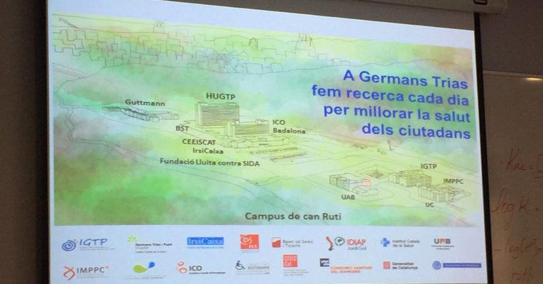 Febpimec es reuneix amb l'Institut Germans Trias i Pujol