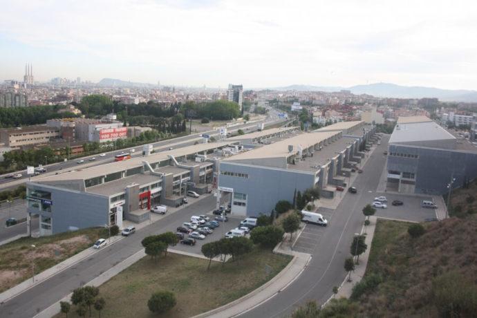 La FEB es reuneix amb l'Ajuntament de Badalona per tal de garantir millores al Polígon de les Guixeres