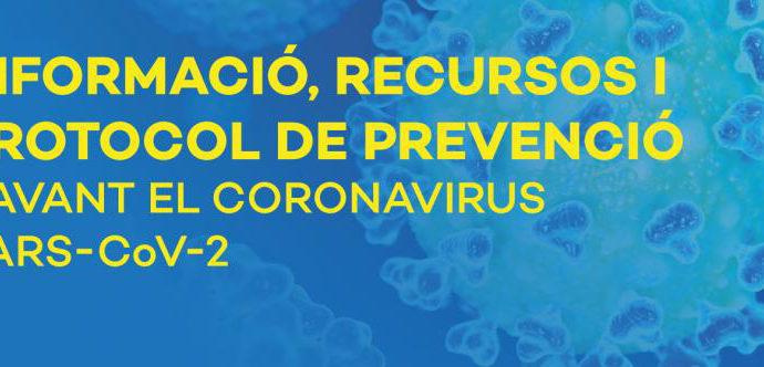 Informació, recursos i protocol de prevenció