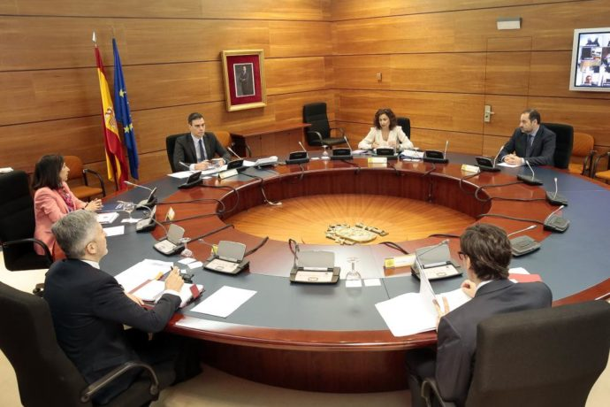 Roda de premsa posterior al Consell de Ministres: Missatges destacats
