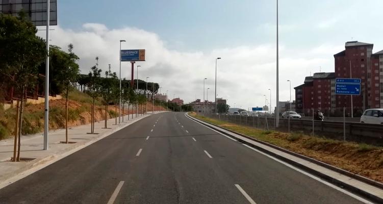La Generalitat impulsa els estudis per a la construcció d'un nou enllaç a la C-31 a Badalona