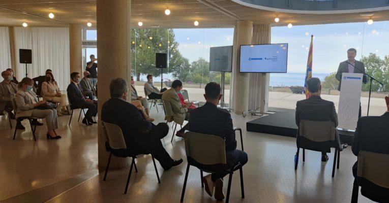 FEB-PIMEC assisteix a la presentació del nou Hospital Quirónsalud Badalona