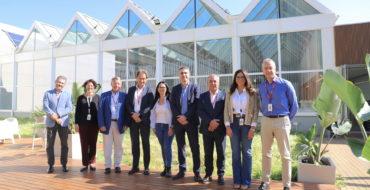FEB-PIMEC fa una visita institucional a l'Institut de Recerca contra la Leucèmia Josep Carreras